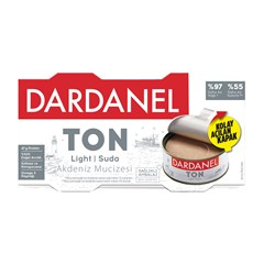 DARDANEL LIGHT TON 2X150 GR.